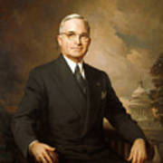 Harry Truman Poster