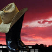 Hat N Boots 11 Poster