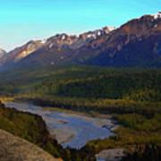 Hatcher's Pass Alaska Poster
