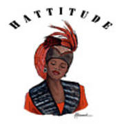 Hattitude #40 Poster
