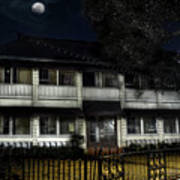 Haunted Hotel Poster