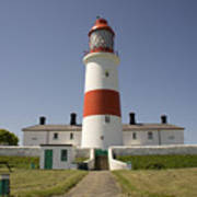 Haunted Lighthouse. Poster