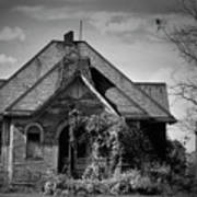 Haunted School House Poster