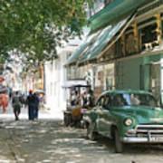 Havana Streets 1 Poster
