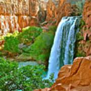 Havasu Falls Canyon Poster