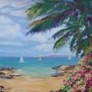 Hawaii Calling Poster