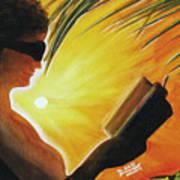 Hawaiian Sunset Catching The Last Rays #132 Poster