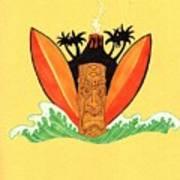 Hawiian Friday Poster