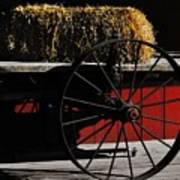 Hay On Wheels Poster