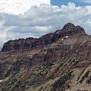 Hayden Peak Poster