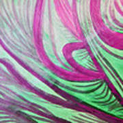 Healing Waves Poster