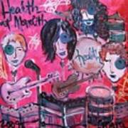 Health Plays Monolith Poster