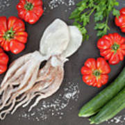 Healthy Diet Food Poster