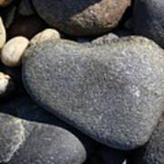 Heart Rock Poster