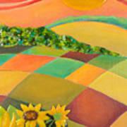 Heartland Summer Poster