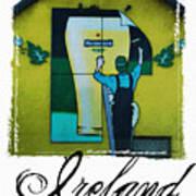 Heineken Athlone Ireland Poster