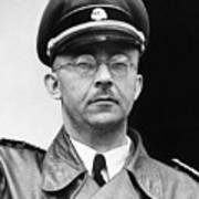 Heinrich Himmler 1900-1945, Nazi Leader Poster