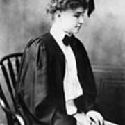 Helen Keller (1880-1968) Poster