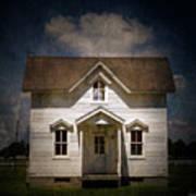 Helis Farm Cottage Poster
