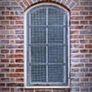 Helsingor Grilled Window Poster
