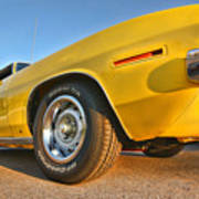 Hemi 'cuda - Ready For Take Off Poster