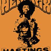 Hendrix 1967 Poster
