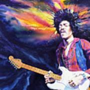Hendrix Poster