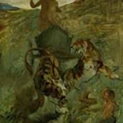 Henri From Toulouse-lautrec 1864 - 1901 Allegory, The Life Spring Poster