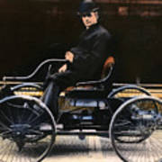 Henry Ford, 1863-1947 Poster