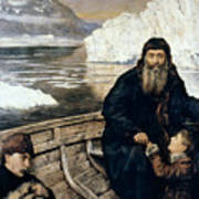 Henry Hudson And Son Poster
