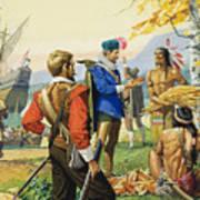 Henry Hudson Poster