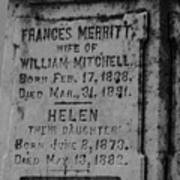 Here Lies Frances And Helen Poster