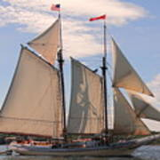 Heritage Full Sail Poster