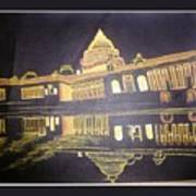 heritage of india - The president house Poster
