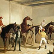 Herring, Racing, 1845 Poster