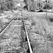 Hespeler Tracks Poster