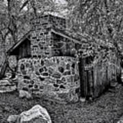 Hidden Cabin Poster