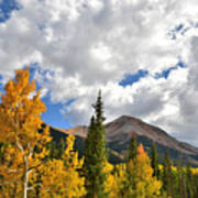 High Country Fall Poster