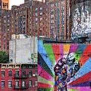 High Line Art Poster