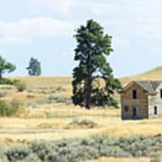 High Prairie Home Poster