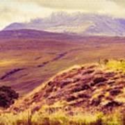 Highland Landscape Poster