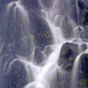 Highland Waterfall Clachtoll Poster