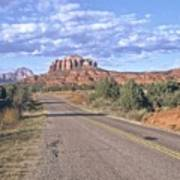 Highway To Sedona Poster