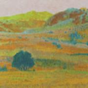 Hills Of Dakota Dream Poster
