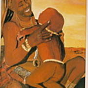 Himba Mom Poster