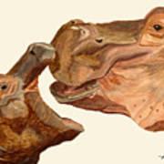 Hippos Poster