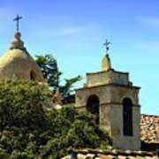 Historic Carmel Mission Poster