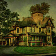 Historic Home Poster