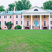 Historic Home Of James Madison Poster