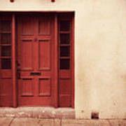 History's Doorway Poster